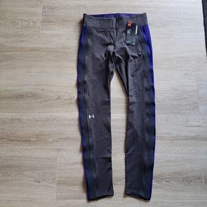 Grey Under Armour coldgear leggings - S - NWT